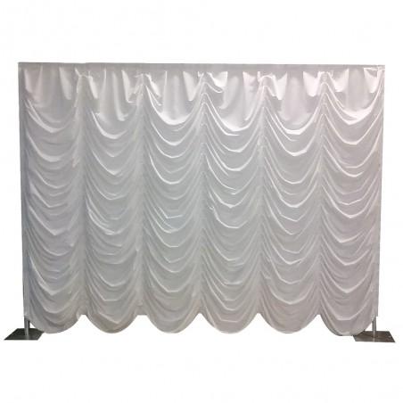 Austrian Curtain Backdrop