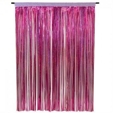 Holographic Rain Curtain