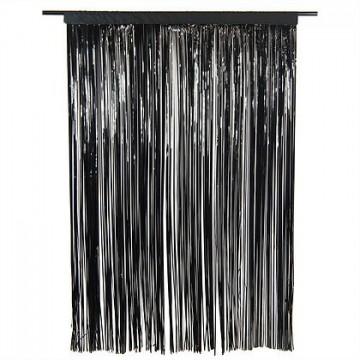 Metallic Rain Curtain