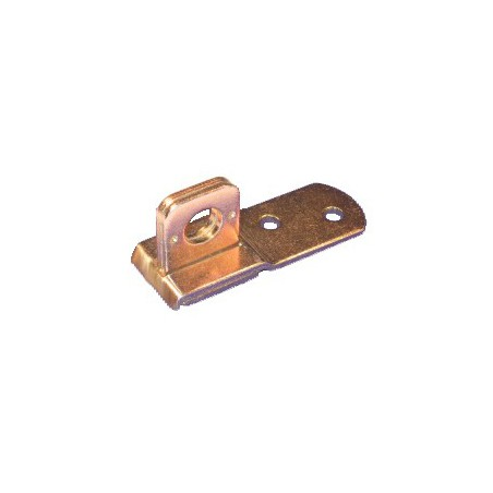 Shackle Plate 90 Degree Stubby No 2030