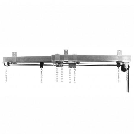 ADC Silent Steel 280 Series Track System (CWANA)