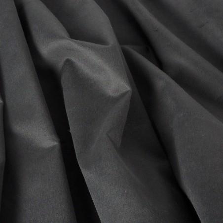 12 oz Duvetyne FR (Black) - 25 Yard Roll