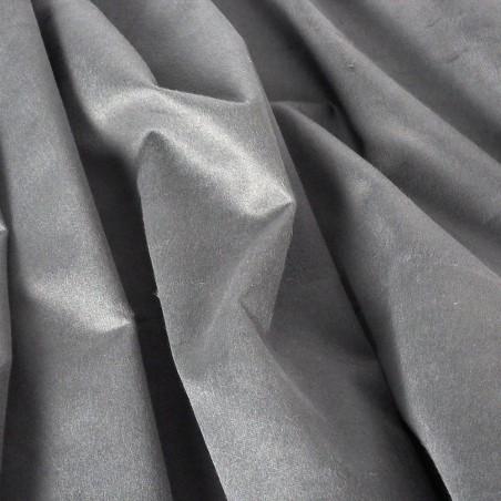 12 oz Duvetyne FR - Grey - 50 Yard Roll