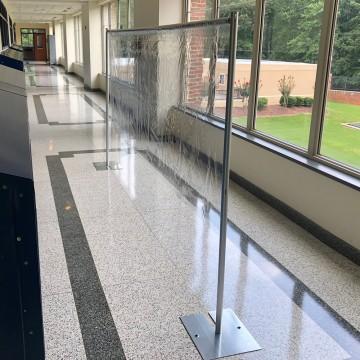 BarriClear™ School Hallway...