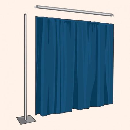 12 Ft Tall Backdrop Extension Kit (Valdosta®)
