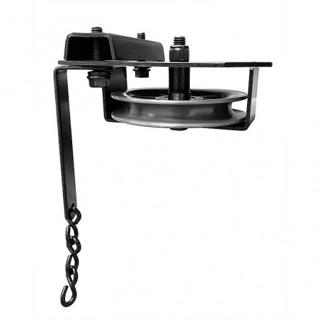 4 in Single End Pulley IWC04