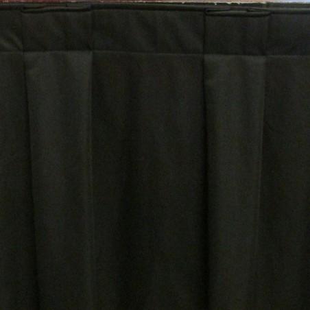 12' Box Pleat EventTex® Stage Skirt