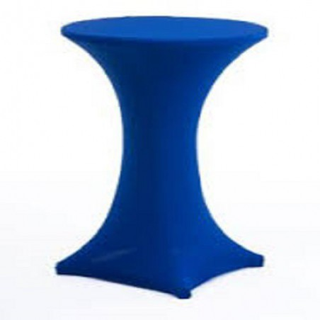 """30"""" Round Stretch Table Cover"""