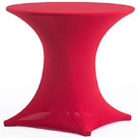 """36"""" Round Stretch Table Cover"""