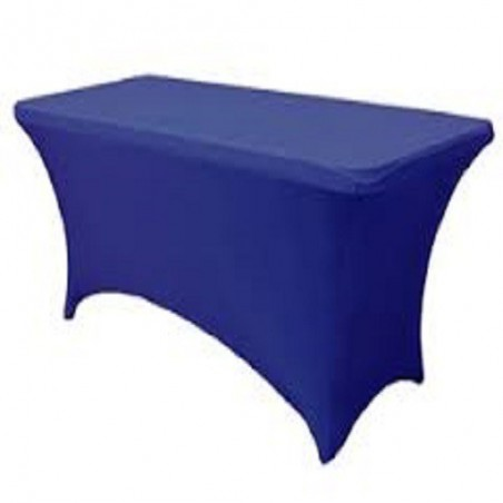 """30"""" Wide Event Stretch Table Cover"""