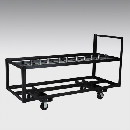"""Base Cart (for 8"""" x 14"""" & 16"""" x 14"""" pipe and drape bases)"""