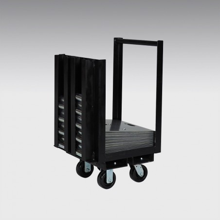"""Base Cart (for 18"""" x 18"""" pipe and drape bases)"""