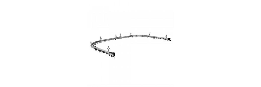 ADC Rig-I-Flex® 140 Series Curtain Track