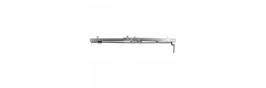 ADC Besteel® 170 Series Curtain Track