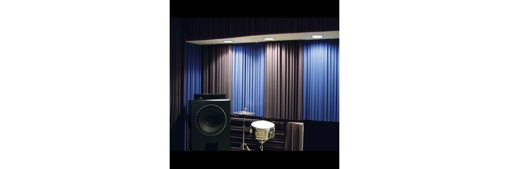 Acoustic and Sound Absorbing Curtains