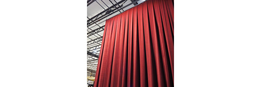 Stage Curtain Care