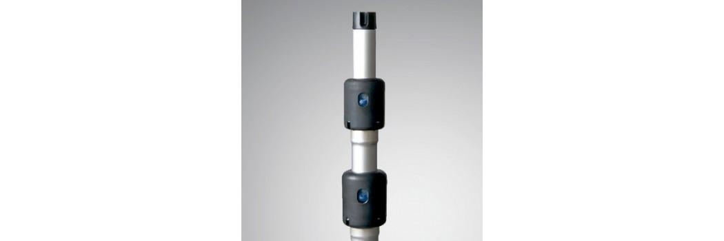 Versatop™ Telescoping Uprights