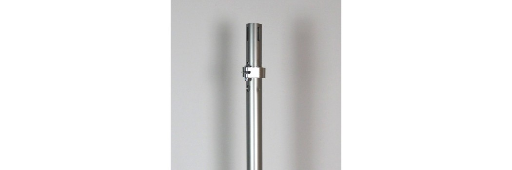 Pipe and Drape Uprights