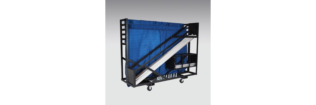 Pipe and Drape Carts