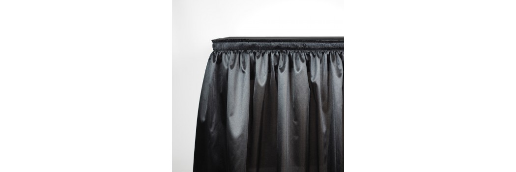 Table Skirting Accessories