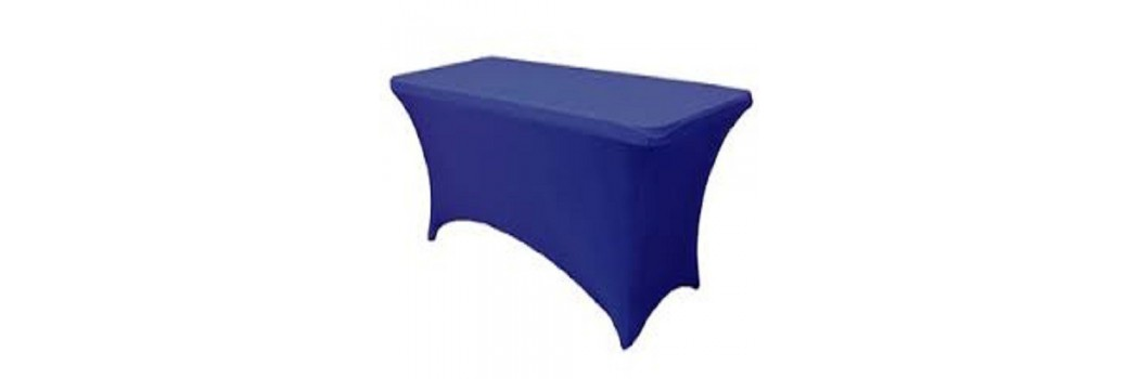 Stretch Table Covers for Trade Shows, Events and Expos