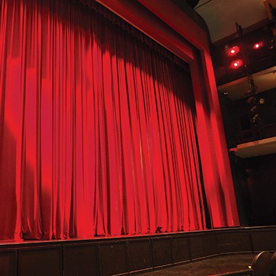 Stage and Auditorium Curtains and Drapery