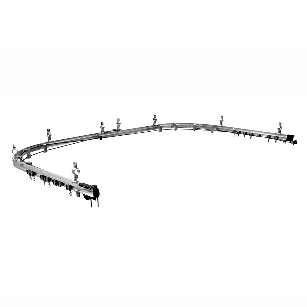 ADC Rig-I-Flex® 140 Series Curtain Track
