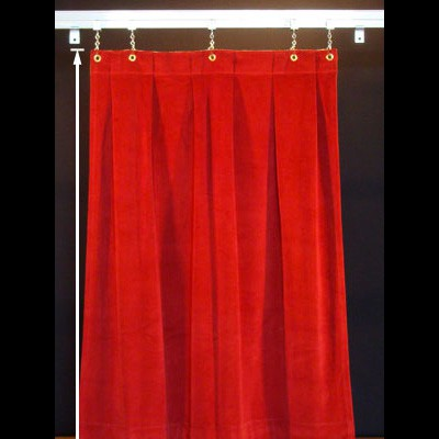 How to Measure Existing Stage Curtains