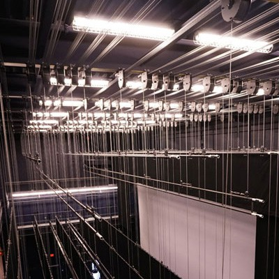 Stage Lighting Pipe Grids