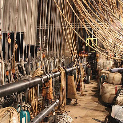 Rigging System Safety Inspections
