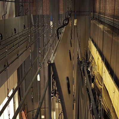 Theatrical Rigging System Evaluation and Maintenance